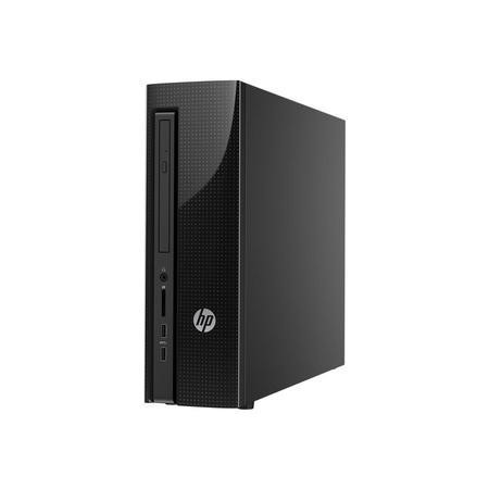 A1/T1H69EA Refurbished HP Slimline 411-a005na Intel Celeron N3050 8GB 2TB DVD-RW Windows 10 Desktop