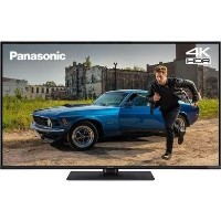 "Refurbished Panasonic 43"" 4K Ultra HD with HDR LED Smart TV"
