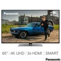 "A1/TX-65GX561B Refurbished Panasonic 65"" 4K Ultra HD with HDR10 LED Freeview Play Smart TV"