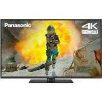 "Refurbished Panasonic 49"" 4K Ultra HD with HDR LED Smart TV without Stand"