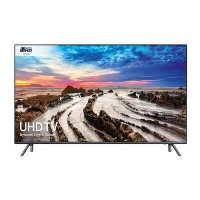 "GRADE A1 - Samsung UE49MU7070 49"" 4K Ultra HD HDR LED Smart TV - Wall mount only - No stand provided"
