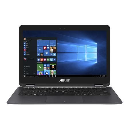 "A1/UX360CA-C4030T Refurbished Asus ZenBook Flip 13.3"" Intel Core M3-6Y30 8GB 128GB SSD Windows 10 Touchscreen Convertible Laptop in Grey"