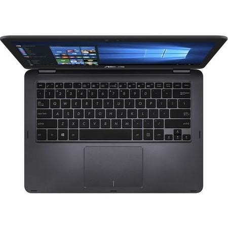 "Refurbished Asus ZenBook Flip 13.3"" Intel Core M5-6Y54 8GB 512GB SSD Windows 10 Touchscreen Convertible Laptop in Grey"
