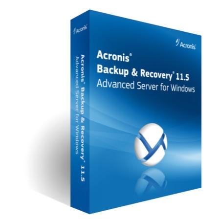 Acronis Backup for Windows Server v11.5 incl. AAS ESD