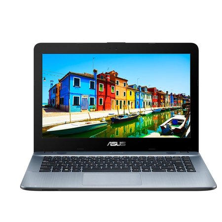 A1/X441SA-WX152T Refurbished Asus VivoBook Max X441 Intel Celeron N3060 4GB 1TB 14 Inch Windows 10 Laptop