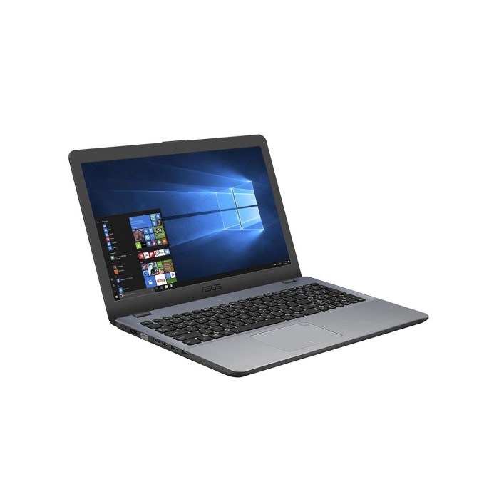 Refurbished ASUS VivoBook AMD A9-9420 4GB 1TB 15 6 Inch Windows 10 Laptop -  The unit will only run on Ac power and not Battery power