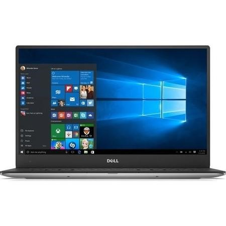 A1/XV325 Refurbished DELL XPS 13 Core i7-7500U 16GB 512GB 13.3 Inch Touchscreen Windows 10 Laptop Silver