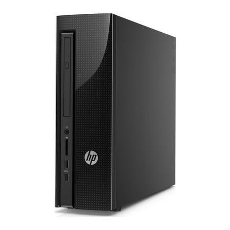 A1/Y4M27EA Refurbished HP Slimline 260-a180na AMD A8-7410 8GB 1TB Windows 10 Desktop in Black