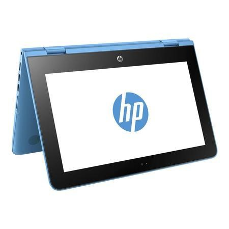 Refurbished HP Stream x360 11-aa000na Intel Celeron N3060 2GB 32GB 11.6 Inch Windows 10 Convertible Laptop in Blue