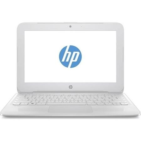 A1/Z3C72EA Refurbished HP Stream 11-y053na Intel Celeron N3060 2GB 32GB 11.6 Inch Windows 10 Laptop in White
