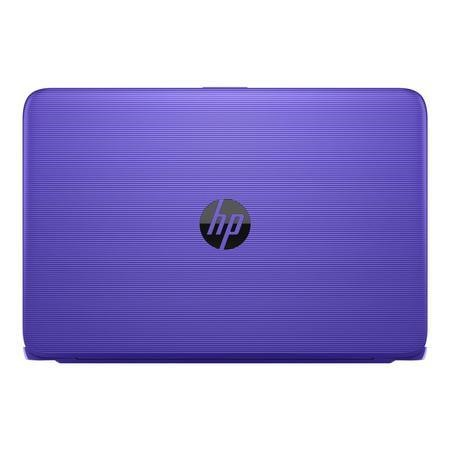 Refurbished HP Stream 14-ax053sa Intel Celeron N3060 4GB 32GB 14 Inch Windows 10 Laptop Purple