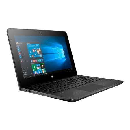 "Hewlett Packard Refurbished HP Stream x360 11-aa002na 11.6"" Intel Celeron 2GB 32GB eMMC Windows 10 Touchscreen Convertible Laptop"