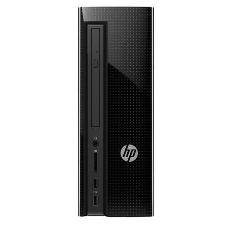 A1/Z3H81EA Refurbished HP Slimline 260-a111na E2-7110 4GB 1TB DVD-RW Windows 10 Desktop