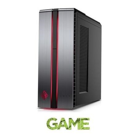 A1/Z7C23EA Refurbished HP Omen 870-204na Core i5-7400 8GB 1TB & 128GB Radeon RX-480 Windows 10 Desktop