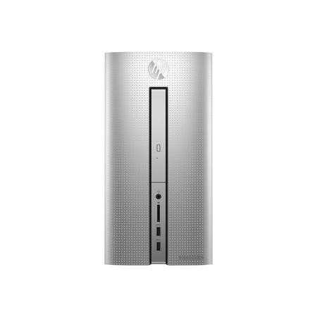 A1/Z7D32EA Refurbished HP Pavilion 570-p070na Core i7-7700 8GB 1TB Windows 10 Desktop in Silver