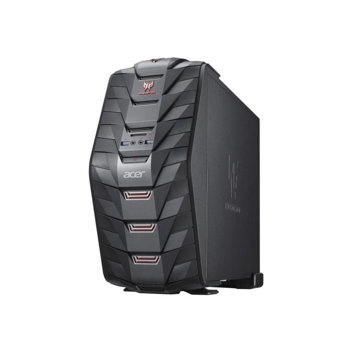 Refurbished Acer Predator G3-710 Tower Gaming Desktop Intel Core i7-6700  3 4GHz 12GB 1TB DVD-SM Nvidia GeForce GTX 950 Win10