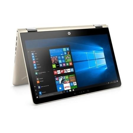 Refurbished HP Pavilion x360 14-ba090sa Intel Core i5-7200U 8GB 256GB 14 Inch Windows 10 Touchscreen Convertible Laptop