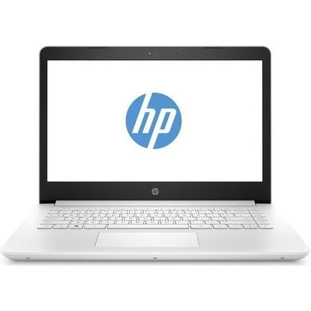 A2/2KG76EA Refurbished HP 14-bp056sa Intel Celeron N3060 4GB 64GB 14 Inch Windows 10 Laptop in Snow White