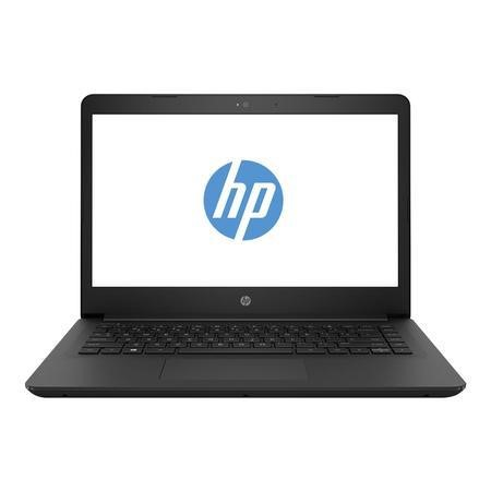 "A2/2KG78EA Refurbished HP 14-bp059sa 14"" Intel Celeron N3060 4GB 64GB eMMC Windows 10 Laptop in Jet Black"