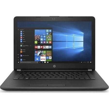 A2/3fw62ea Refurbished HP 14-bs058sa Intel Pentium N3710 4GB 128GB 14 Inch Windows 10 Laptop in Smoke Grey