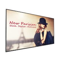 "Refurbished Philips Signage Solutions D-Line 49"" Display"