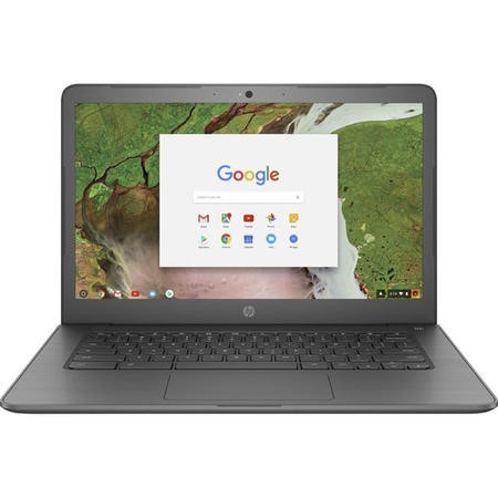 A2/4ET61EA Refurbished HP 14-ca050sa Intel Celeron N3350 4GB 32GB 14 Inch ChromeBook