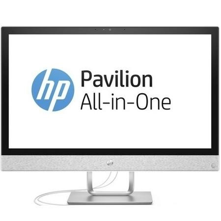 A2/4GM98EA Refurbished HP Pavilion 24-r101na AMD Ryzen 5 2500U 8GB 1TB Radeon RX Vega 8 24 Inch Windows 10 All in One