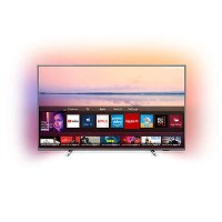 "Refurbished PHILIPS 55"" 4K Ultra HD with HDR10+ LED Freeview Play Smart TV without Stand"