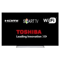Refurbished Toshiba 55'' 4K Ultra HD wtih HDR LED Freeview Play Smart TV