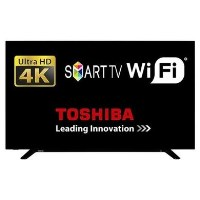 Refurbished Toshiba 55'' 4K Ultra HD with HDR LED Freeview Play Smart TV