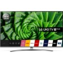 "A2/55UN81006LB Refurbished LG 55"" 4K Ultra HD with HDR LED Freeview HD Smart TV"