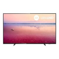 "Refurbished Philips 65"" 4K Ultra HD with HDR10 LED Freeview Play Smart TV"