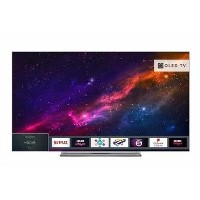 "Refurbished Toshiba 65"" 4K Ultra HD with HDR10 OLED Freeview Play Smart TV"