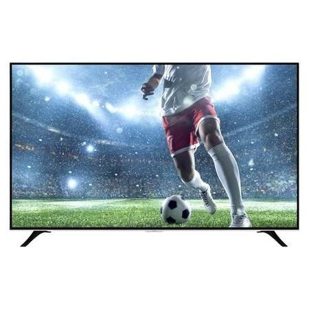 "Refurbished Hitachi 75"" 4K Ultra HD with HDR LED Freeview Play Smart TV without Stand"