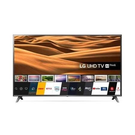 "Refurbished LG 75"" 4K Ultra HD with HDR10 NanoCell LED Freeview Play Smart TV without Stand"