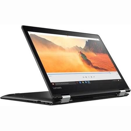 Refurbished LENOVO Yoga 510-14AST AMD A6-9210 4GB 1TB 14 Inch 2 in 1 Touchscreen Windows 10  Laptop