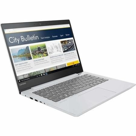 A2/80X4002SUK Refurbished Lenovo IdeaPad 320s Core i3-7100U 4GB 128GB 14 Inch Windows 10 Laptop in White