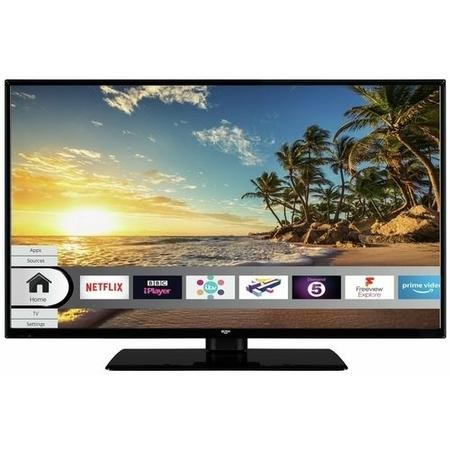 "Refurbished Bush 40"" 1080p Full HD LED Freeview Play Smart TV"