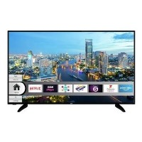 "Refurbished Bush 55"" 4K Ultra HD with HDR LED Freeview Play Smart TV"