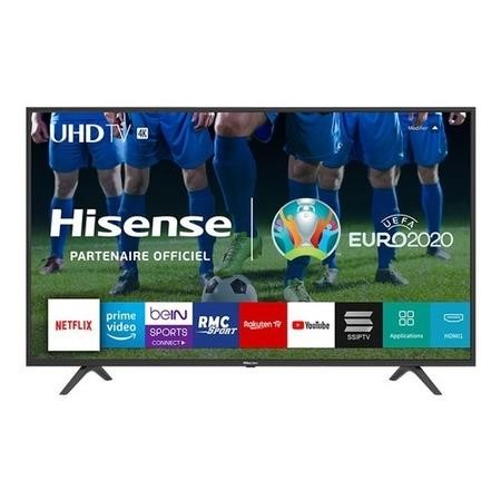 "Refurbished Hisense 55"" 4k Ultra HD With HDR LED Freeview Play Smart TV without Stand"