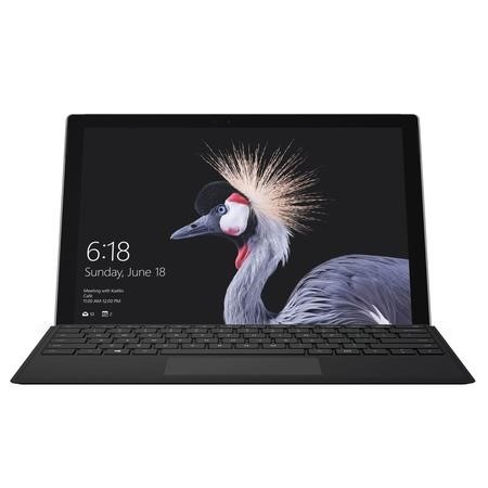 A2/HGG-00002 Refurbished Microsoft Surface Pro 12.3 Inch Intel 7th Gen Core m3-7Y30 2.6GHz 4GB 128GB Windows 10 Laptop