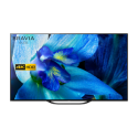 "A2/KD-55AG8BU/NS Refurbished Sony Bravia 55"" 4K Ultra HD with HDR OLED Freeview HD Smart TV without Stand"