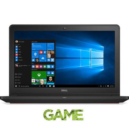 A2/M97V1 Refurbished DELL Inspiron 15 7000 8GB 1TB 15.6 Inch NVIDIA GeForce GTX 960M Windows 10 Gaminig Laptop