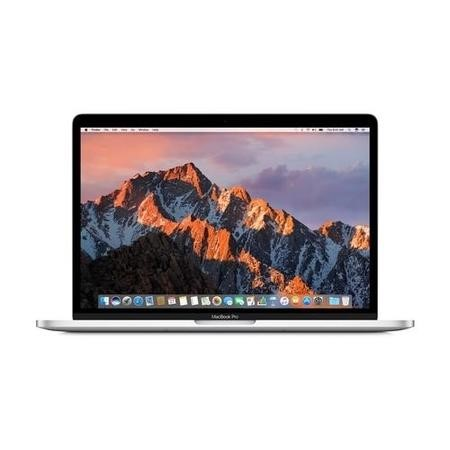 A2/MLUQ2B/A Refurbished Apple MacBook Pro Core i5 8GB 256GB SSD 13.3 Inch OS X 10.12 Sierra Laptop - Silver 2016