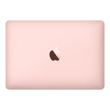 Refurbished Apple MacBook Core M 8GB 512GB 12 Inch  Laptop in Rose Gold