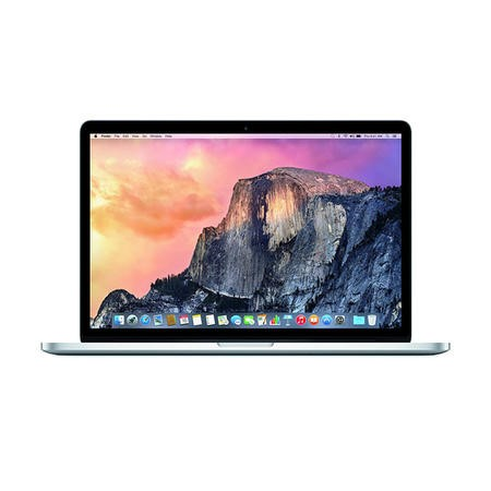 Refurbished Apple MacBook Pro Core i7 16GB 256GB 15 Inch Laptop With Touch Bar - Space Grey