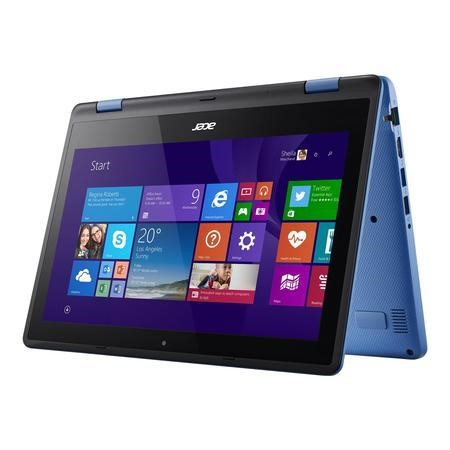 A1/NX.G10EK.016 Refurbished Acer Aspire R11 Intel Celeron N3050 4GB 32GB 11.6 Inch Windows 10 Touchscreen Convertible Laptop in Blue