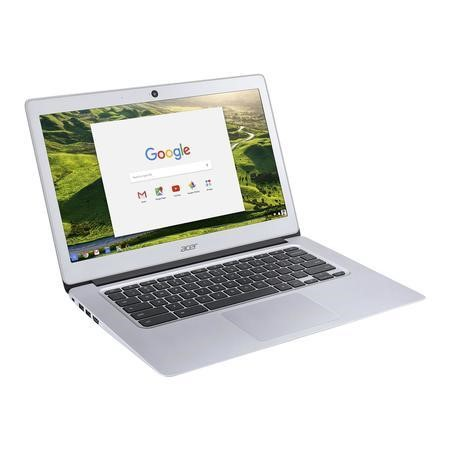 A2/NX.GJEEK.002 Refurbished ACER CB3-431 Intel Celeron N3160 4GB 32GB 14 Inch Chromebook  in Gold