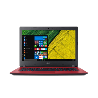 Refurbished Acer Aspire A315-51-32Y4 Core i3-6006U 4GB 1TB 15.6 Inch Windows 10 Laptop in Red