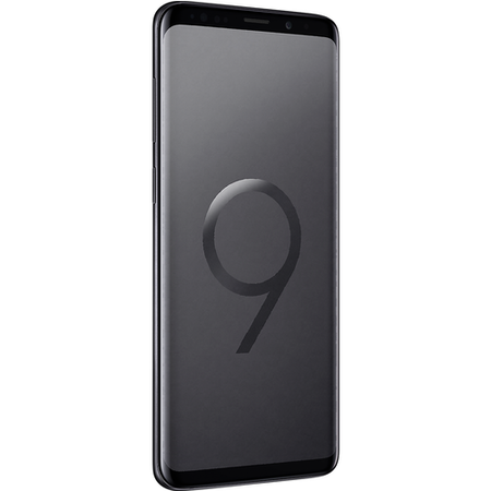 "Grade B Samsung Galaxy S9+ Midnight Black 6.2"" 128GB 4G Unlocked & SIM Free"